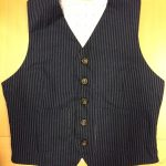 Waistcoat Project v3: With added denim ruggedness