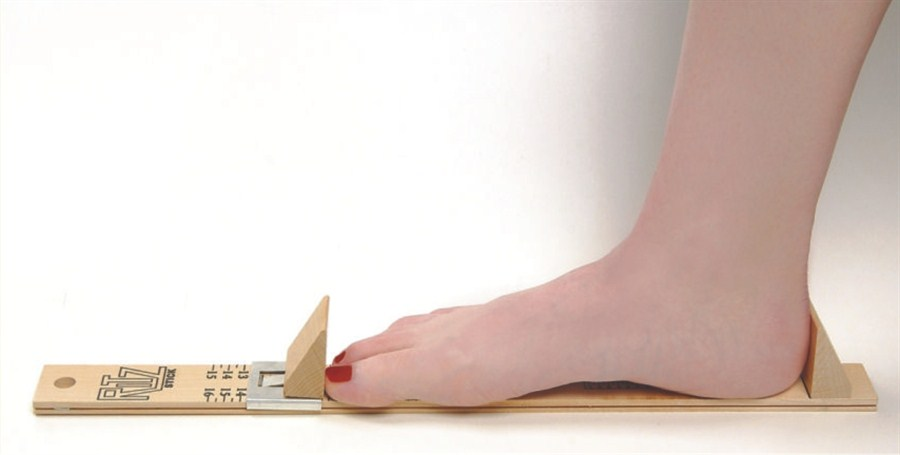 size foot measure