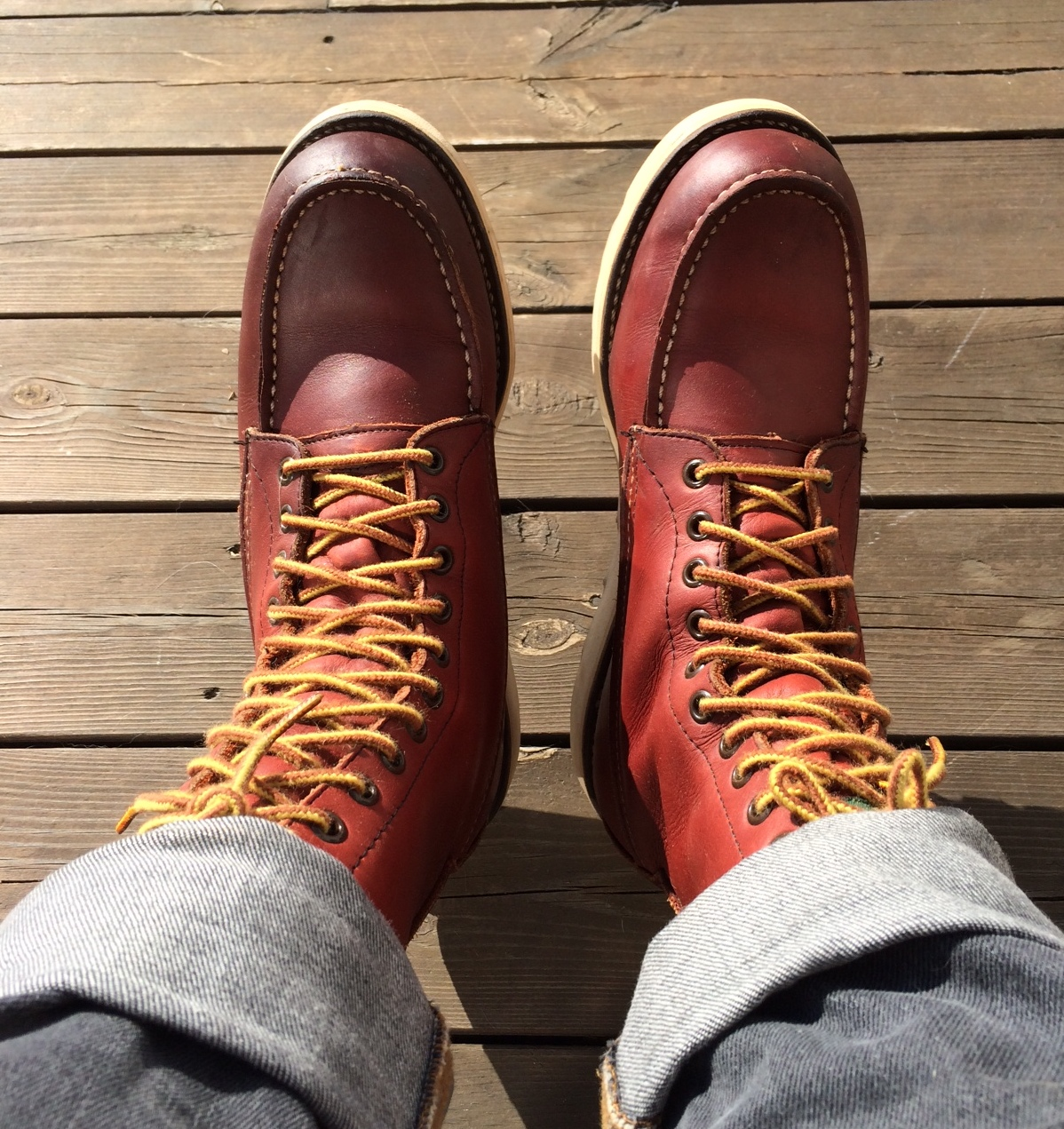 size red wings