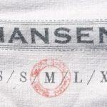 "Trouser Tuesday: Hansen Garments ""Sverre"", trousers with a singular seam"