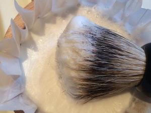 foamy brush small