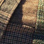 Waistcoat Wednesday! Kapitally tweedy and oriental