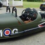 Morgan Motor Cars, worth a visit