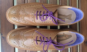 shoes laces tying