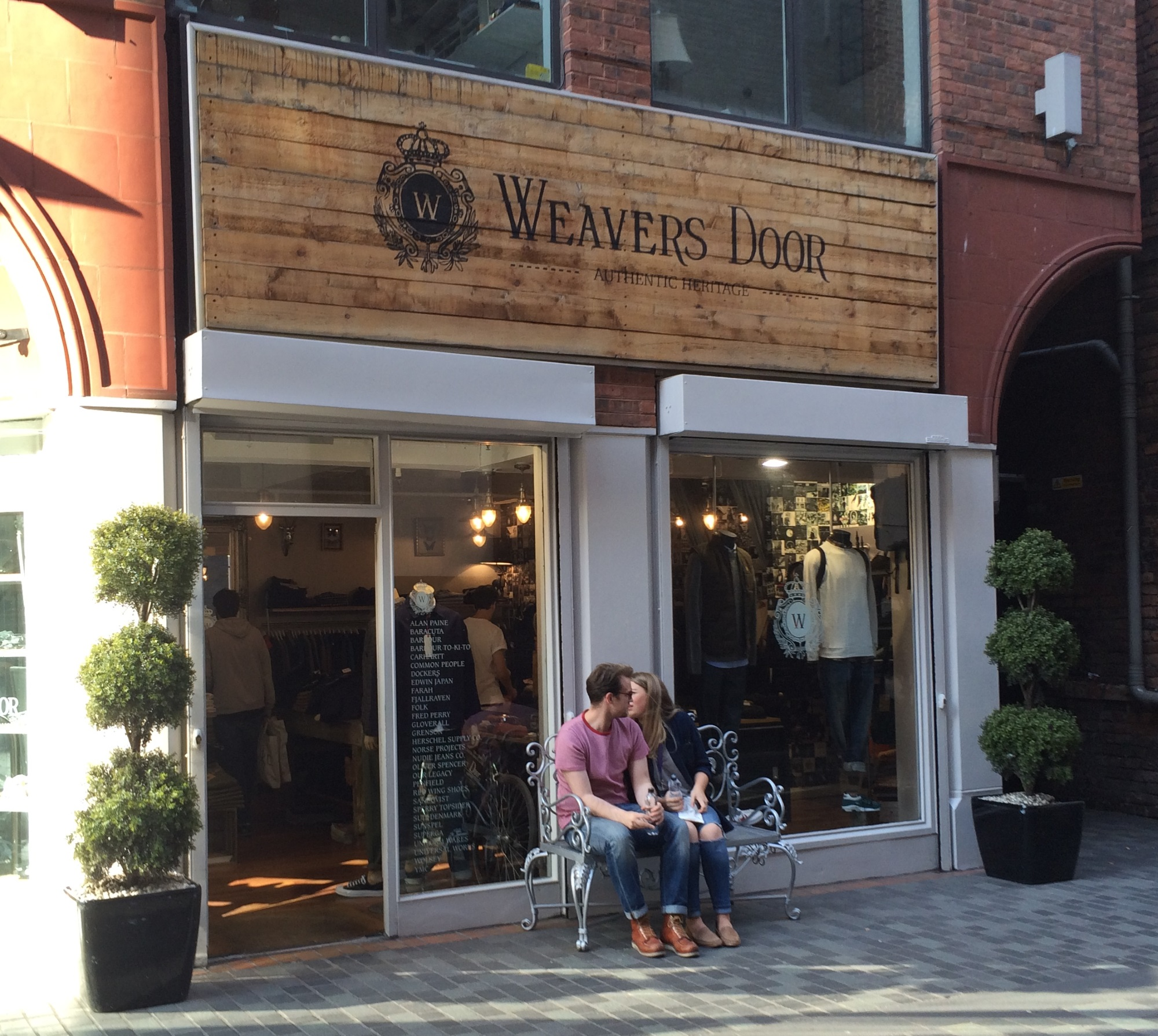Hen parties galore and massively historic - a weekend in Liverpool - Well Dressed Dad - It is a proper menswear blog. Like with original words and opinions ... & Hen parties galore and massively historic - a weekend in Liverpool ...