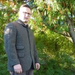 Tweed jacket upcycle project: Day four – final stitches and all done!
